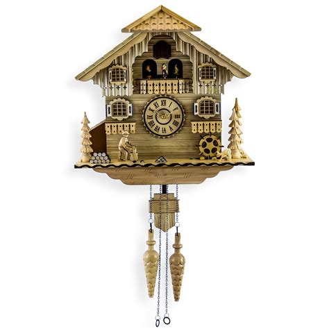 Wooden Cuckoo Clock Plans